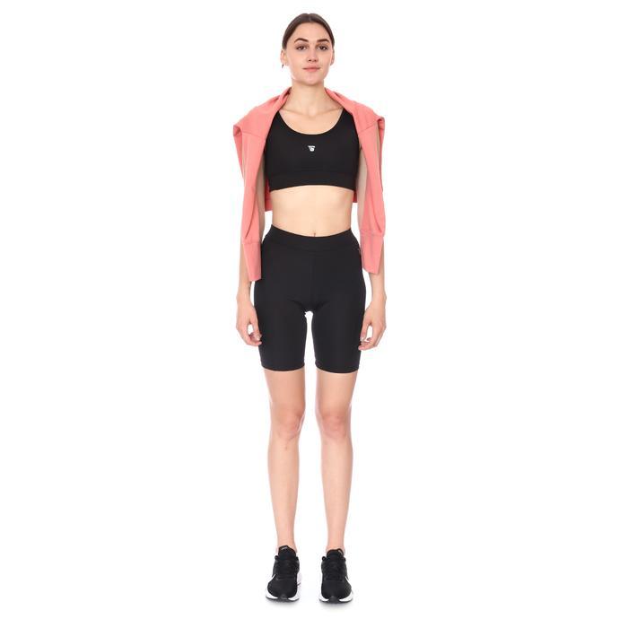 SPT Kadın Siyah Günlük Stil Biker Tayt TKY100147-SYH 1236500