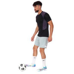 M Nk Dry Acd Top Ss Fp Mx Erkek Siyah Futbol Tişört CV1475-011