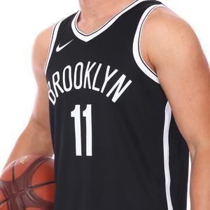 Bkn M Nk Swgmn Jsy Icon 20 Erkek Siyah Basketbol Atlet CW3658-015