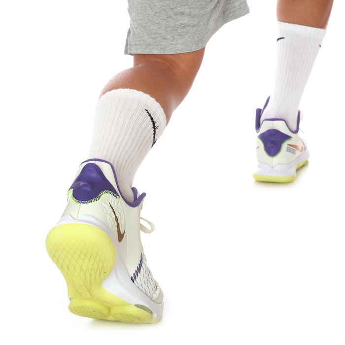 Lebron Witness V NBA Unisex Beyaz Basketbol Ayakkabısı CQ9380-102 1284385