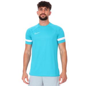M Nk Df Acd21 Top Ss Erkek Yeşil Futbol Tişörtü Cw6101-356