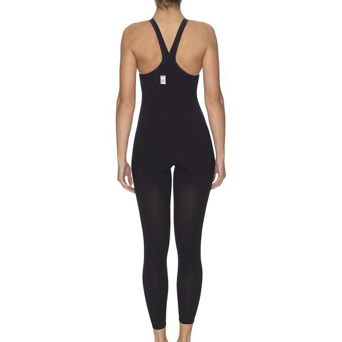 W Ps R-Evo+ Fbllc Ow Kadın Siyah Yüzücü Yarış Mayosu 2510950 406550