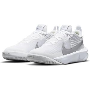 Team Hustle D 10 (Gs) Unisex Beyaz Basketbol Ayakkabısı CW6735-100
