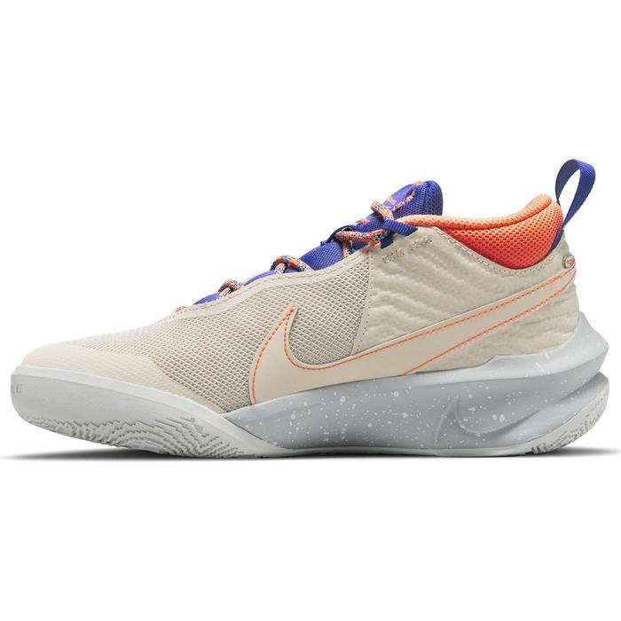 Team Hustle D 10 Se (Gs) Unisex Bej Basketbol Ayakkabısı CZ4179-001 1285906