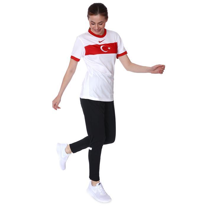 Türkiye 2020 Kadın Beyaz Futbol Tişört CD0906-100 1192688