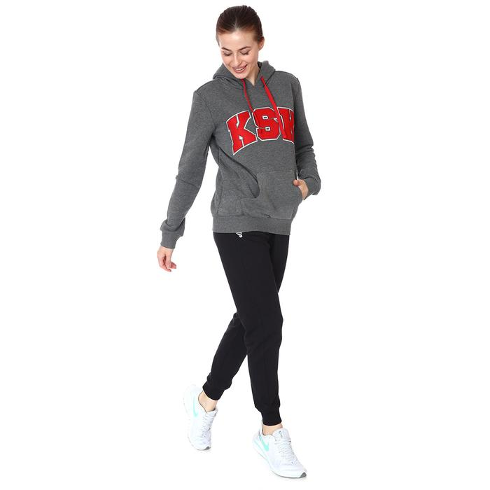 Karşıyaka Kadın Antrasit Basketbol Sweatshirt TKY100145-ANT 1236435