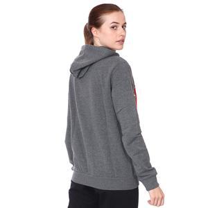 Karşıyaka Kadın Antrasit Basketbol Sweatshirt TKY100145-ANT