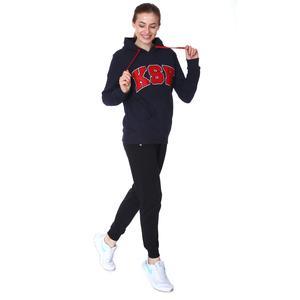 Karşıyaka Kadın Lacivert Basketbol Sweatshirt TKY100145-LCV