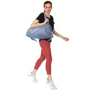 W Nk Gym Club - 2.0 Kadın Mavi Antrenman Spor Çanta DA1746-493