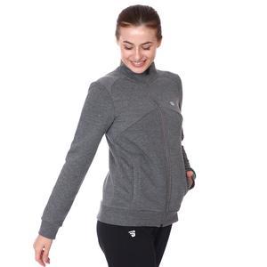 Raswomust Kadın Antrasit Günlük Stil Sweatshirt 711209-ANT