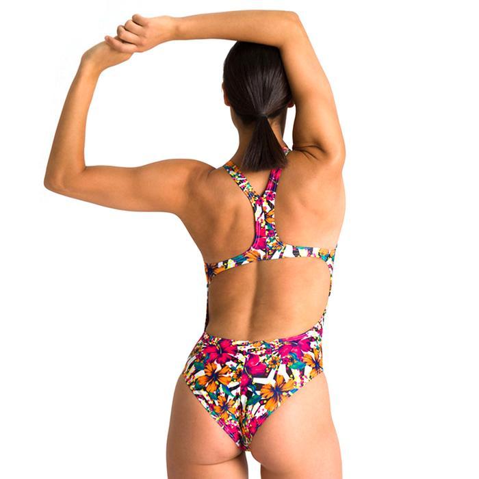 W One Yuka Booster One Piece Kadın Siyah Yüzücü Mayo 002821500 1189772