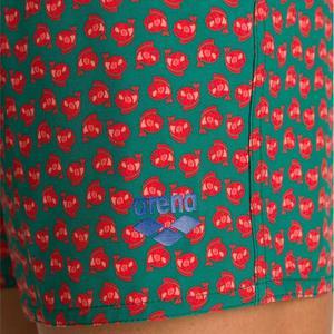 M Jimbaran Short Erkek Çok Renkli Yüzücü Şortu 003025604