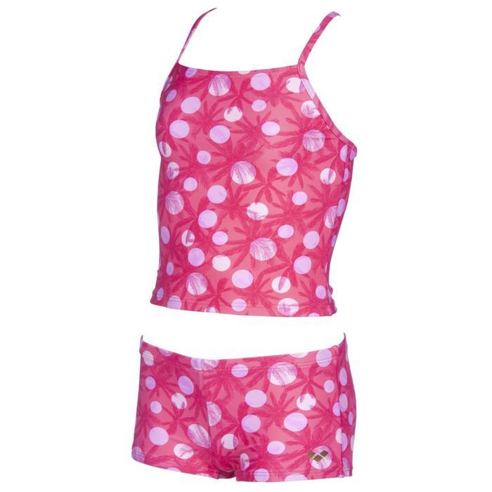 Tropical Summer Jr Tankini Çocuk Çok Renkli Yüzücü Mayosu 003085950 1164738