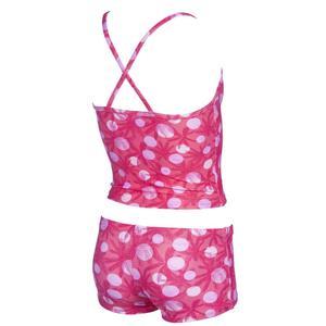 Tropical Summer Jr Tankini Çocuk Çok Renkli Yüzücü Mayosu 003085950
