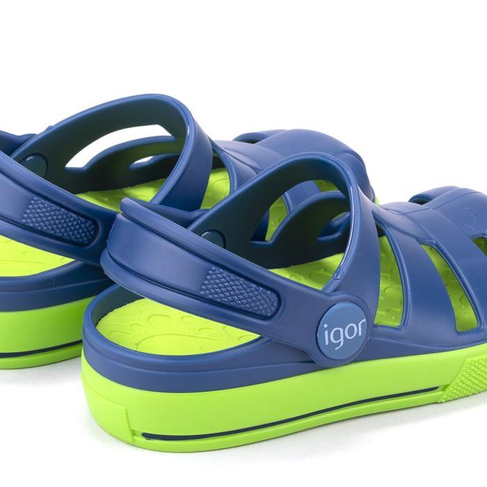 Ola Combi Çocuk Lacivert Günlük Stil Sandalet S10284-003 1282186