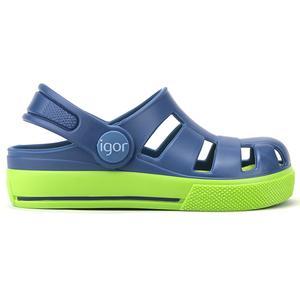 Ola Combi Çocuk Lacivert Günlük Stil Sandalet S10284-003