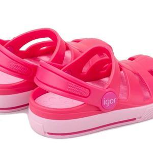 Ola Combi Çocuk Pembe Günlük Stil Sandalet S10284-007