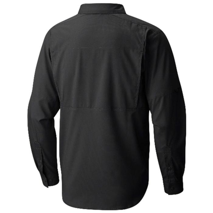 Silver Ridge Lite Long Sleeve Shirt Erkek Siyah Outdoor Gömlek AM1568-010 1282772