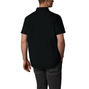Silver Ridge 2.0 Short Sleeve Shirt Erkek Siyah Outdoor Gömlek AO0647-010