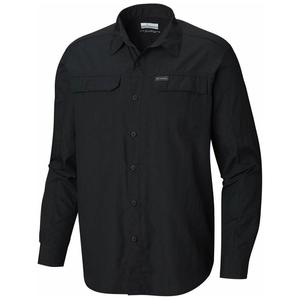 Silver Ridge2.0 Long Sleeve Shirt Erkek Siyah Outdoor Gömlek AO0651-010