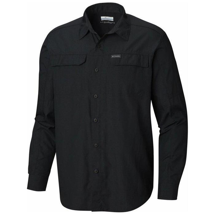 Silver Ridge2.0 Long Sleeve Shirt Erkek Siyah Outdoor Gömlek AO0651-010 1282798