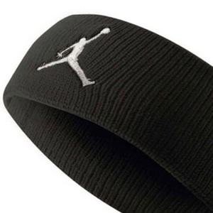 Jordan NBA Jumpman Unisex Siyah Basketbol Kafa Koruma Bandı J.KN.00.010.OS