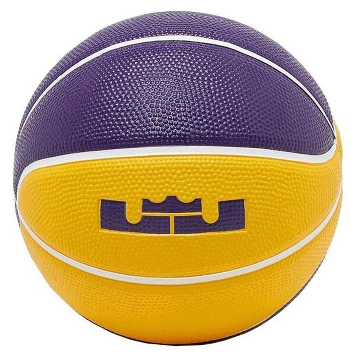 Lebron Skills Unisex Sarı Basketbol Topu N.000.3144.728.03 1204509