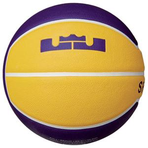 Lebron Playground 4P Unisex Sarı Basketbol Topu N.000.2784.728.07