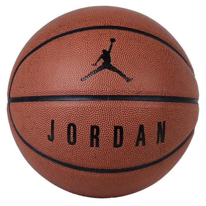 Jordan NBA Ultimate 8P Unisex Turuncu Basketbol Topu J.KI.12.842.07 1042171