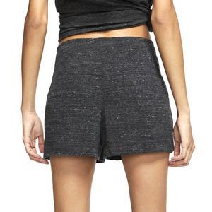 W Nsw Gym Vntg Jsy Mr Short Kadın Siyah Günlük Stil Şort CJ1826-010