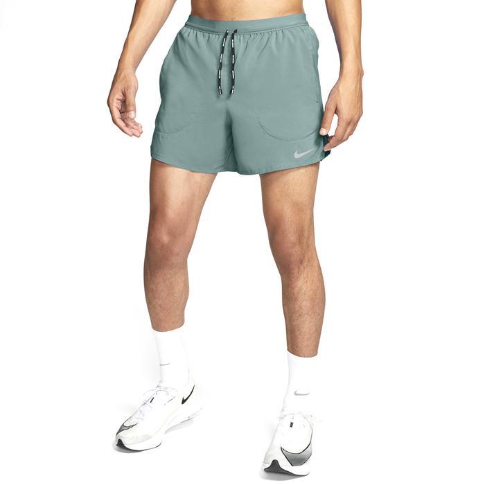 M Nk Flex Stride Short 5in Bf Erkek Yeşil Koşu Şortu CJ5453-387 1284815
