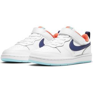 Court Borough Low 2 (Psv) Çocuk Beyaz Günlük Ayakkabı BQ5451-112