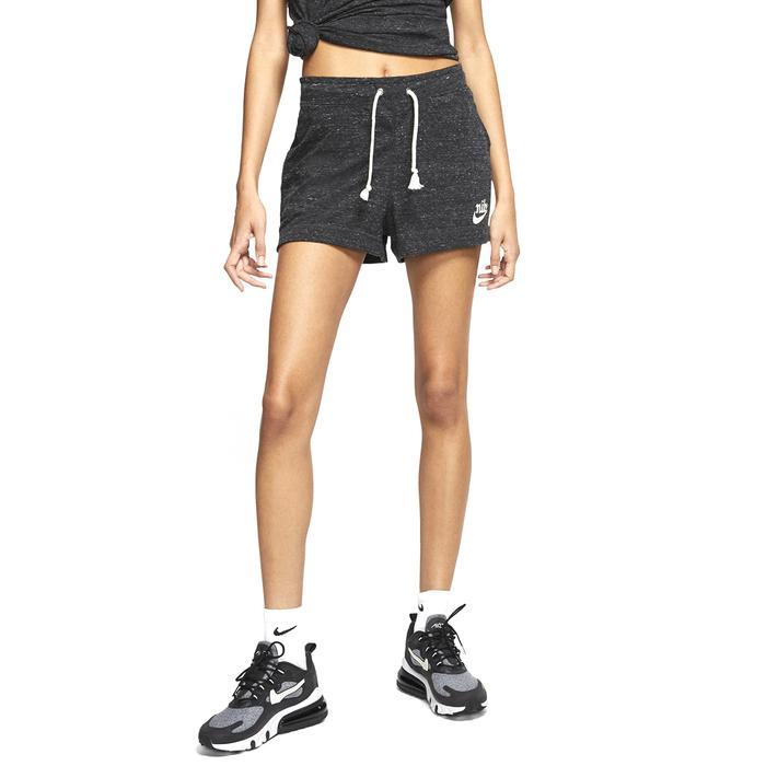 W Nsw Gym Vntg Jsy Mr Short Kadın Siyah Günlük Stil Şort CJ1826-010 1284800