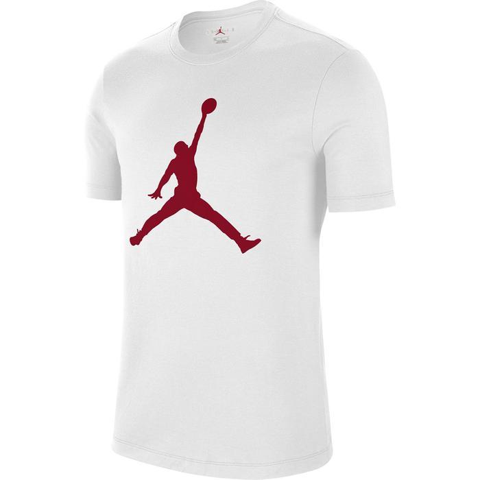 M Jordan Jumpman Ss Crew NBA Erkek Beyaz Basketbol Tişört CJ0921-102 1285949