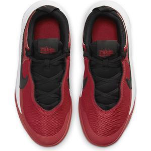 Team Hustle D 10 (Gs) Unisex Kırmızı Basketbol Ayakkabısı CW6735-600