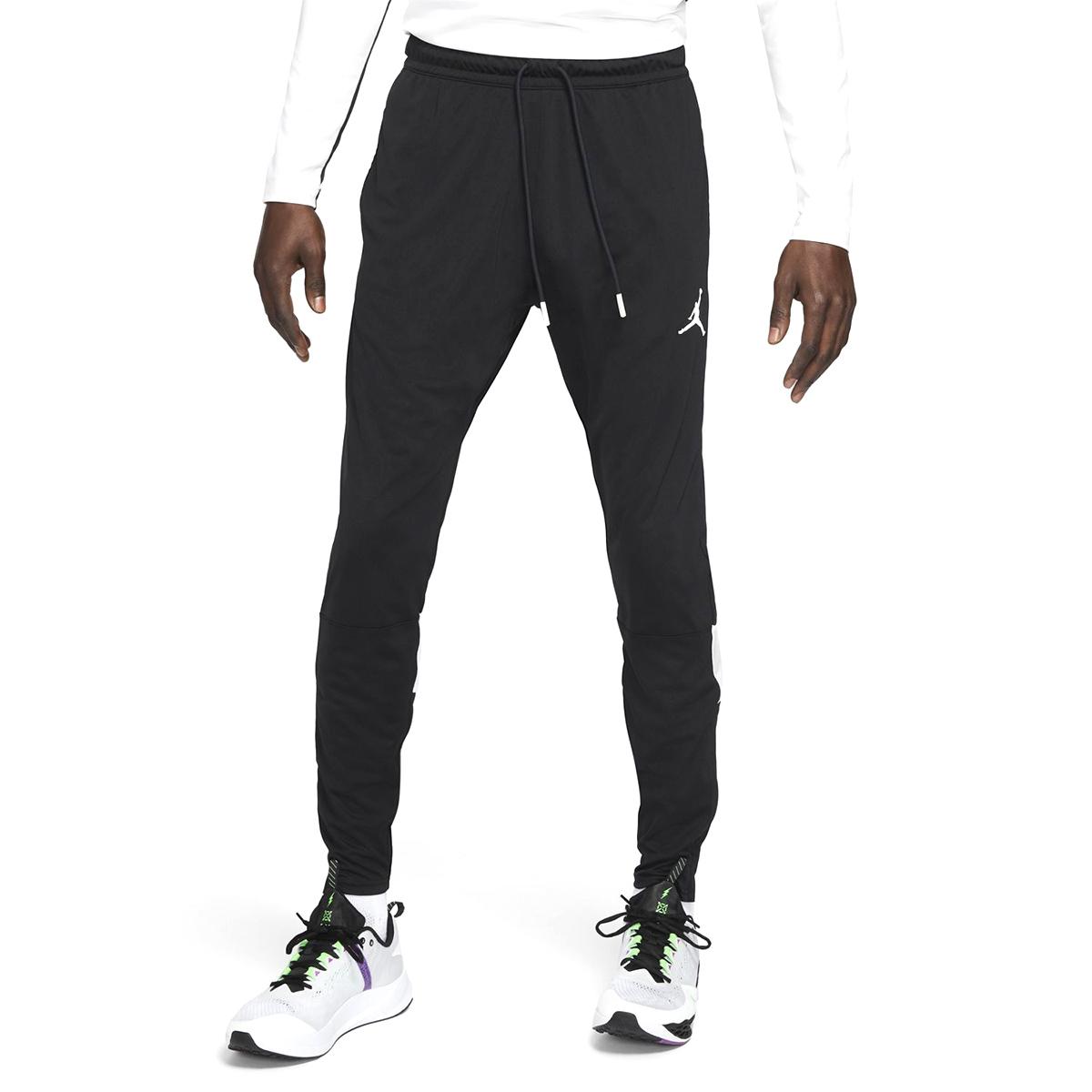 M Jordan Df Air NBA Erkek Siyah Basketbol Eşofman Altı CZ4790-010