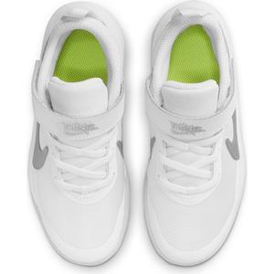 Team Hustle D 10 (Ps) Çocuk Beyaz Günlük Ayakkabı CW6736-100