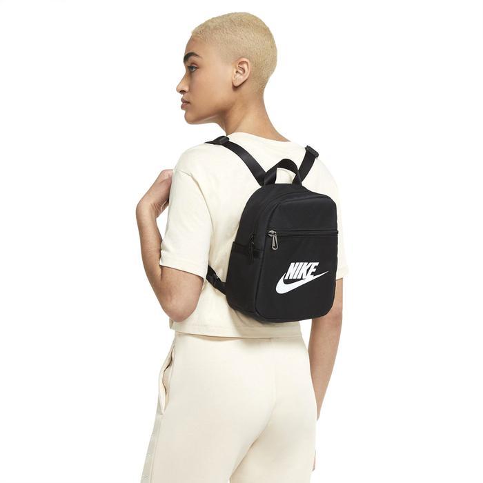 W Nsw Futura 365 Mini Bkpk Kadın Siyah Günlük Stil Sırt Çantası CW9301-010 1285764