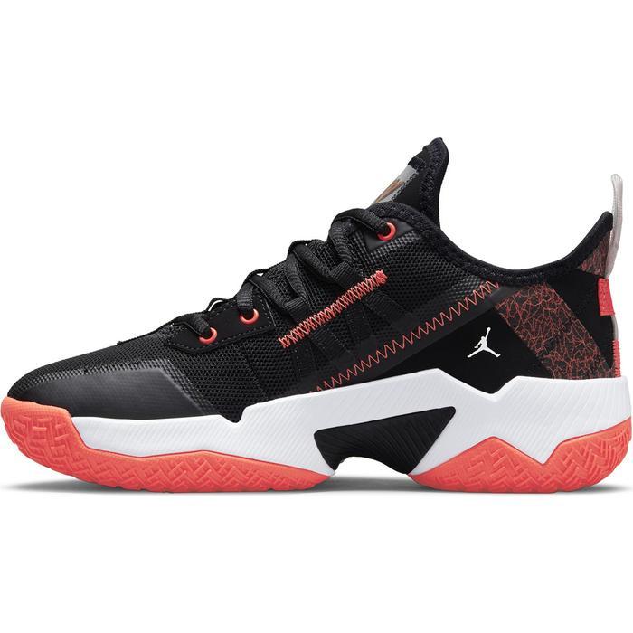 Jordan One Take II (Gs) NBA Unisex Siyah Basketbol Ayakkabısı CZ0840-006 1285812