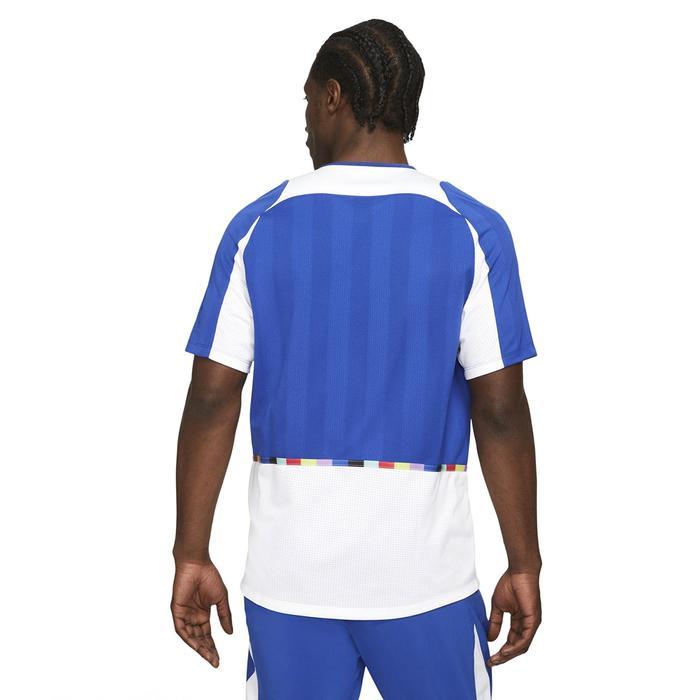 M Nk Fc Home Jsy Ss Erkek Mavi Futbol Tişört CZ0993-480 1286093