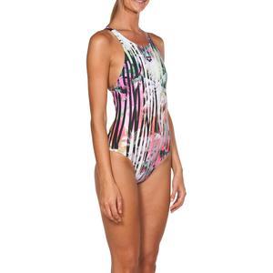 W One Riviera One Piece Kadın Çok Renkli Yüzücü Mayosu 001697510