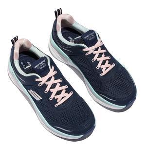 DLux Walker-Infinite Motion Kadın Lacivert Yürüyüş Ayakkabısı 149023 NVLB