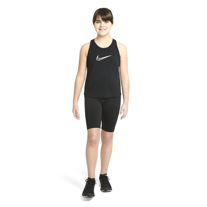 G Nk Dry Trophy Tank Çocuk Siyah Günlük Stil Atlet DA1370-010 1283384