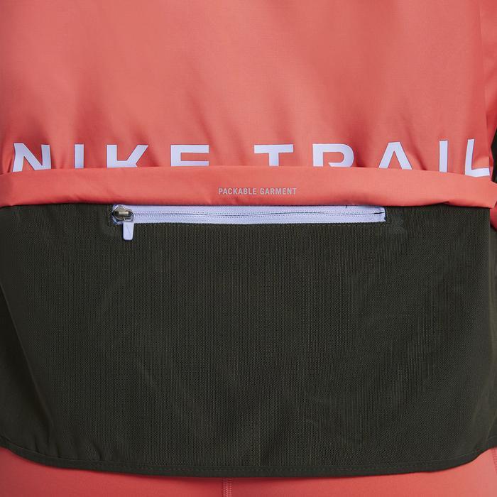 W Nk Sf Trail Jkt Kadın Turuncu Koşu Ceketi DC8041-814 1283799
