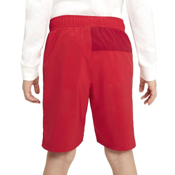 B Nsw Woven Hbr Short Çocuk Kırmızı Günlük Stil Şort DA0855-658 1285310