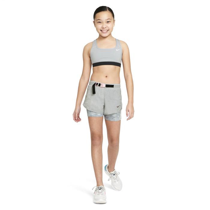 G Nk Tempo Aop Short 1 Çocuk Siyah Günlük Stil Şort DA1302-077 1285327