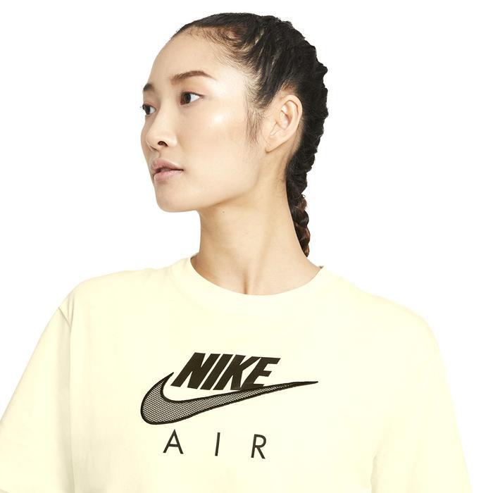 W Nsw Air Bf Top Kadın Beyaz Günlük Stil Tişört CZ8614-113 1286176