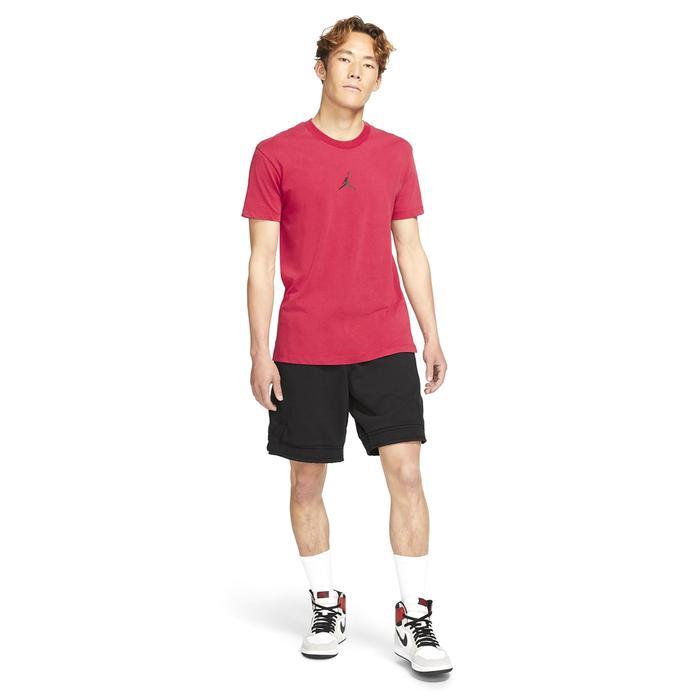 M Jordan Df Air Dry Gfx Ss Top NBA Erkek Kırmızı Basketbol Tişört DA2694-687 1286327