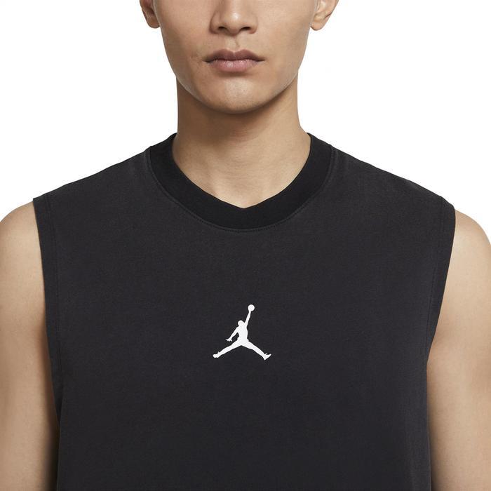 M Jordan Df Air Slvls Top NBA Erkek Siyah Basketbol Atlet DC3236-010 1283437