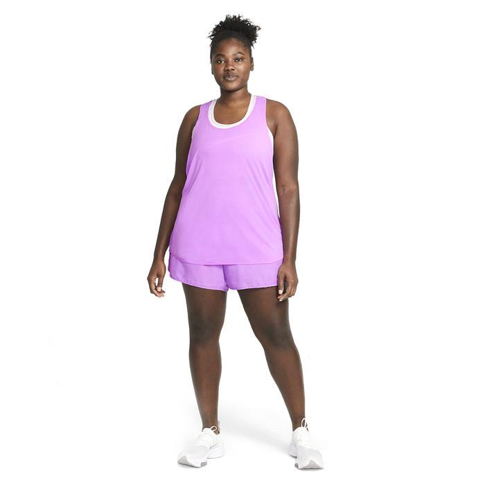 W Nk Breathe Tank Cool Plus Kadın Mor Koşu Atlet DJ2576-597 1283458
